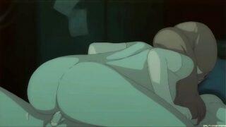 Miyuki The Android | Flash Animation by SaltyIcecream